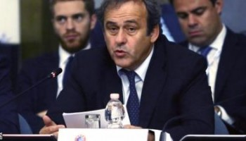 Platini calls for postponement of AFCON 2015