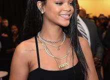 "Rihanna Takes ""Rogue Man"" To The Macy's Lenox Square"
