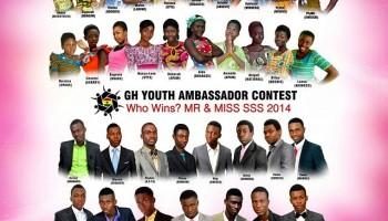 2014 Mr & Miss SSS Ghana To Honour 2 Music Personalities