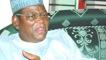 Gov. Sule Lamido And Members Withdraw Support For Jonathan