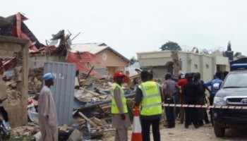 What Caused Synagogue Building Collapse?