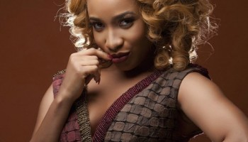 Tonto Dikeh's Only Cooking Skill Is Salad Making