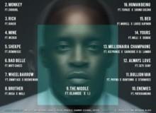 M.I drops 17-track Chairman album