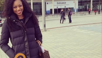 Yvonne Nelson talks about her relationship