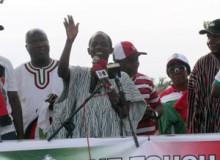 Asiedu Nketia Stops Greater Accra NDC Constituency Elections